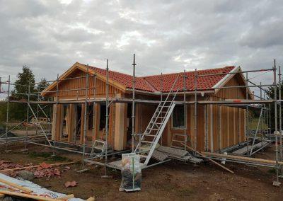 Nybyggnation av Villa
